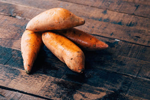 Garnet Sweet Potato (lb) - Corbin