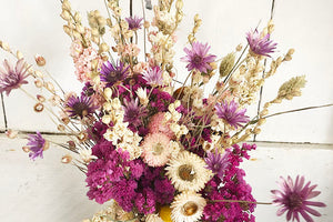Everlasting Dried Bouquet - Blue House Farm