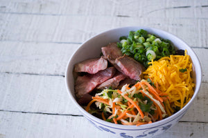 Tri-Tip Steak Bowl