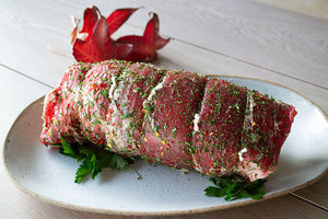 Braciola - Flank Steak Rolls