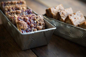 Seasonal Jam Bars