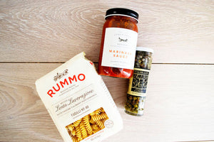 Luke's Holiday Pasta Party Gift Box