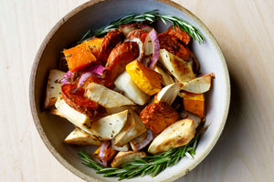Rosemary Root Vegetable Medley