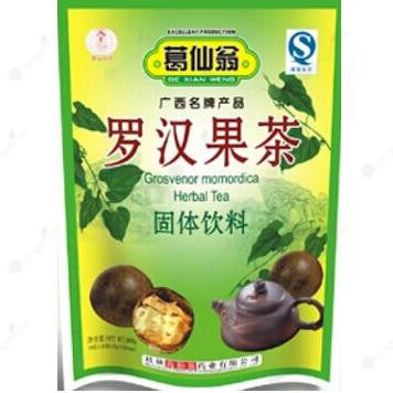 Grosvenor Herbal Tea 16-pack 葛仙翁羅漢果茶 10gx16包