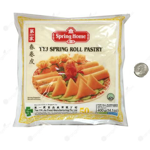 Spring Roll Pastry 6 inch wide 50pcs