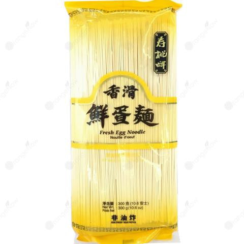 Fresh Egg Noodles 香滑鮮蛋麵 300g