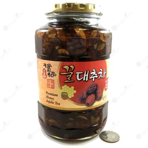 Premium Honey Jujube Tea 2.2LB