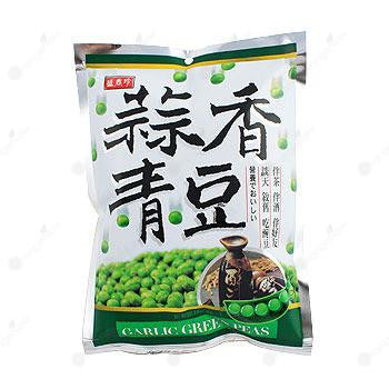 Snack Garlic Green Peas 盛香珍蒜香青豆 240g