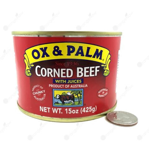Ox and Palm Corned Beef  Ox and Palm 醃牛肉