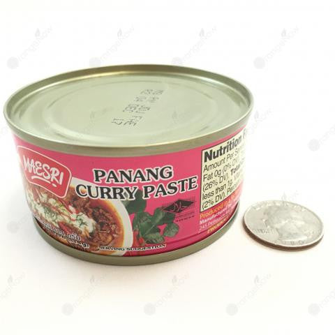 Maesri Panang Curry Paste