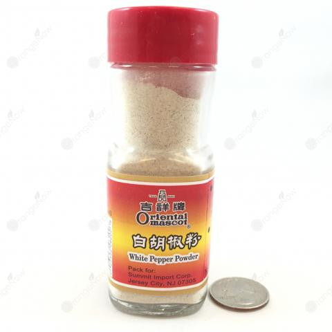 White Pepper Powder 37g 吉祥 白胡椒粉 37g