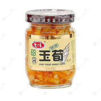 AGV Jumbo Pickled Bamboo Shoots 愛之味珍保玉筍 120g