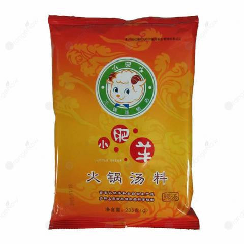 Little Sheep Hot Pot Soup Base (Spicy) 小肥羊火鍋底料 (辣湯) 235g