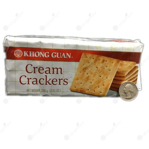 Cream Crackers 7.05g