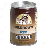 Mr. Brown Iced Coffee 8.12fl oz 伯朗咖啡冰咖啡 8.12fl oz