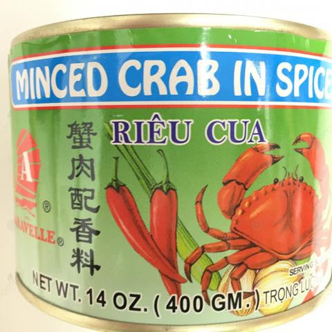 Minced Crab In Spices