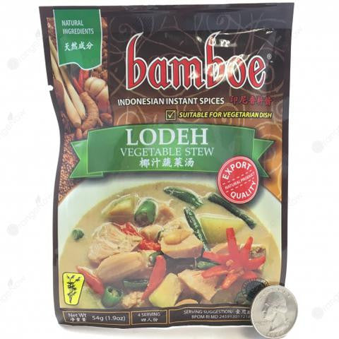 Lodeh Vegetable Stew