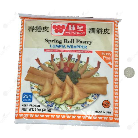 Spring Roll Pastry 25-sheets