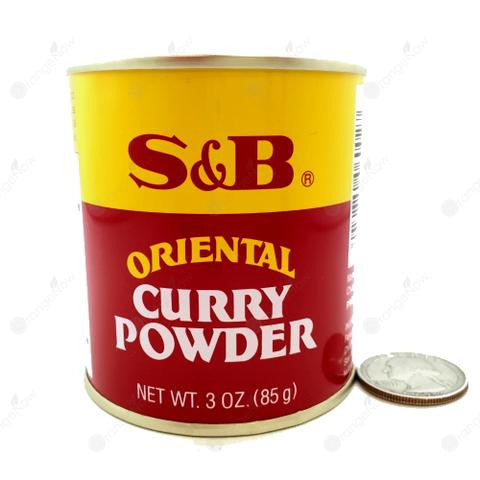 Oriental Curry Powder