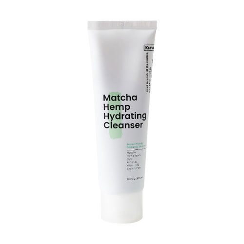 Matcha Hemp Hydrating Cleanser