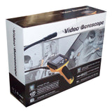 "CEM BS-100 3"" LCD Video Borescope 17mm x 1M Gooseneck with TV-out"