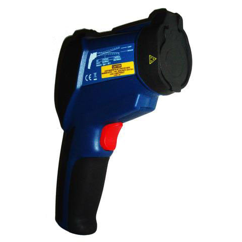 CEM DT-9862 Professional 50:1 IR Dual Laser Video Thermometer up to 3992 F with Camera and USB Port