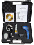 CEM DT-8856 Professional 2in1 Dual Laser IR K Type Thermometer 1922 deg F Wireless USB