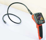 CEM BS-150 LCD Photo Video Capture Borescope SD USB Interface 17mm x 1M Gooseneck with TV-out
