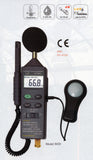 CEM DT-8820 Industrial Thermometer Light Humidity Sound Meter 4-in-1
