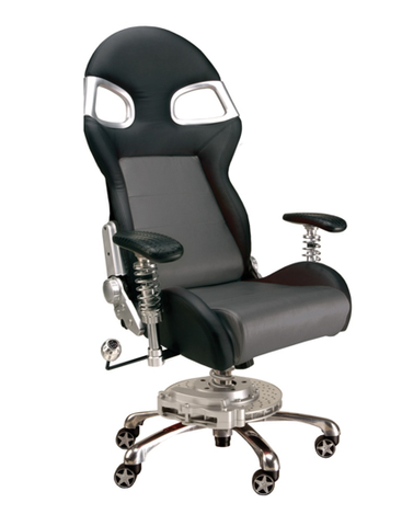 LXE Office Chair Grey