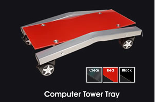 Computer Tower Tray/ PC Computer Stand