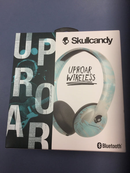 dc25213f169 Skullcandy Uproar Wireless Headphones – Queens College Campus Store