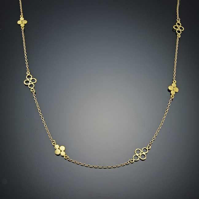 gold sliding necklaces cylinder delicate buy jewelry where to rose shop necklace bloom