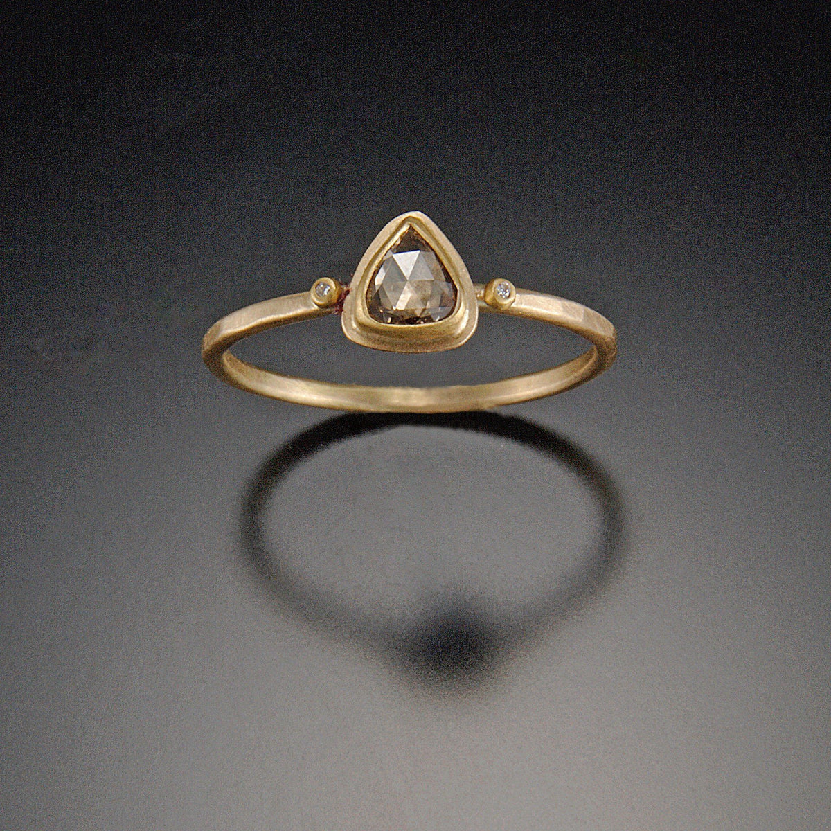 engagement teardrop gold cut white pear shaped diamond gabriel paige shape ring rings co halo