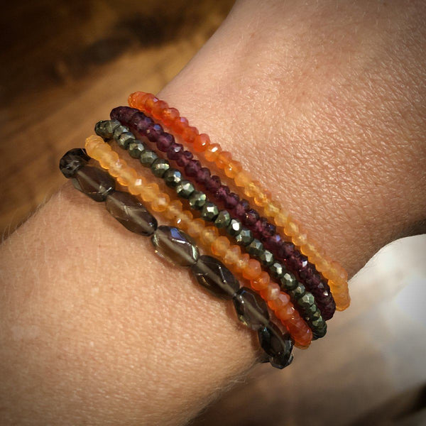 Warm & Glowing Bracelet Set
