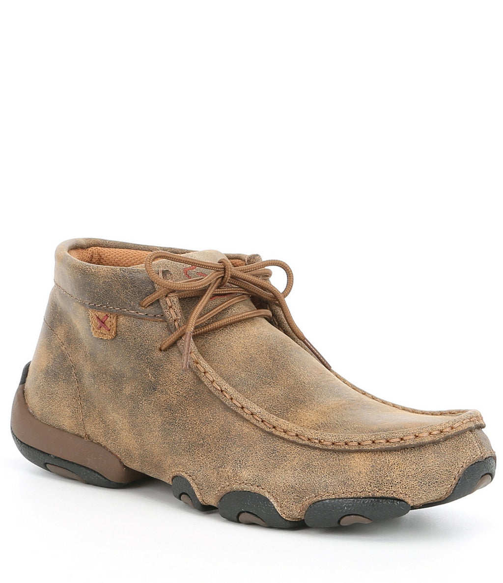 Twisted X Men's Original Chukka Driving Moc - The Tillie Rose Boutique