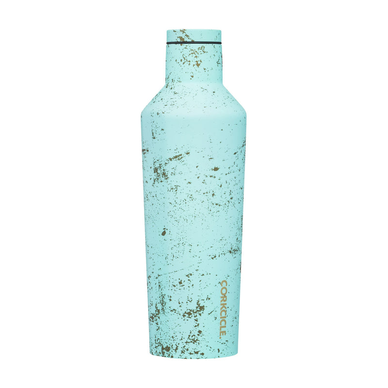 Corkcicle 16oz Turquoise Canteen