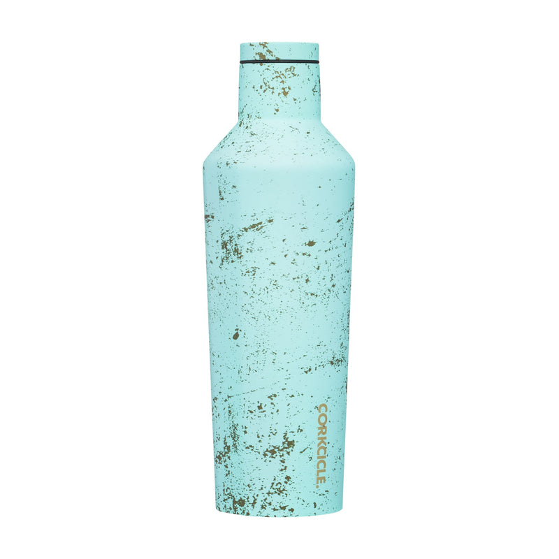 Corkcicle 25oz Turquoise Canteen - The Tillie Rose Boutique