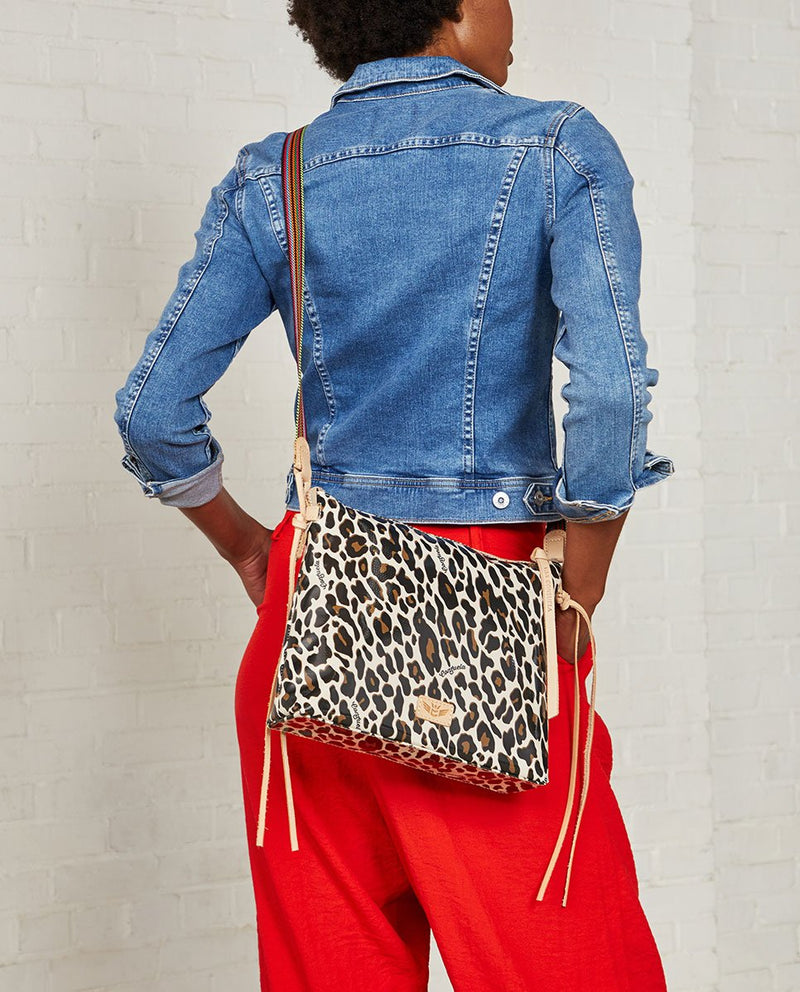 Mona Leopard Downtown Crossbody by Consuela - The Tillie Rose Boutique