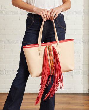 Kailey Breezy East West Tote - The Tillie Rose Boutique