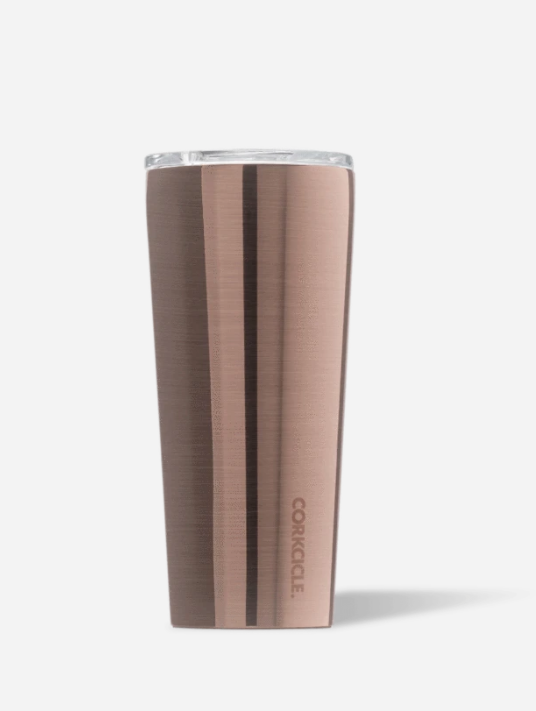 Metallic Copper 24 oz Tumbler by Corkcicle