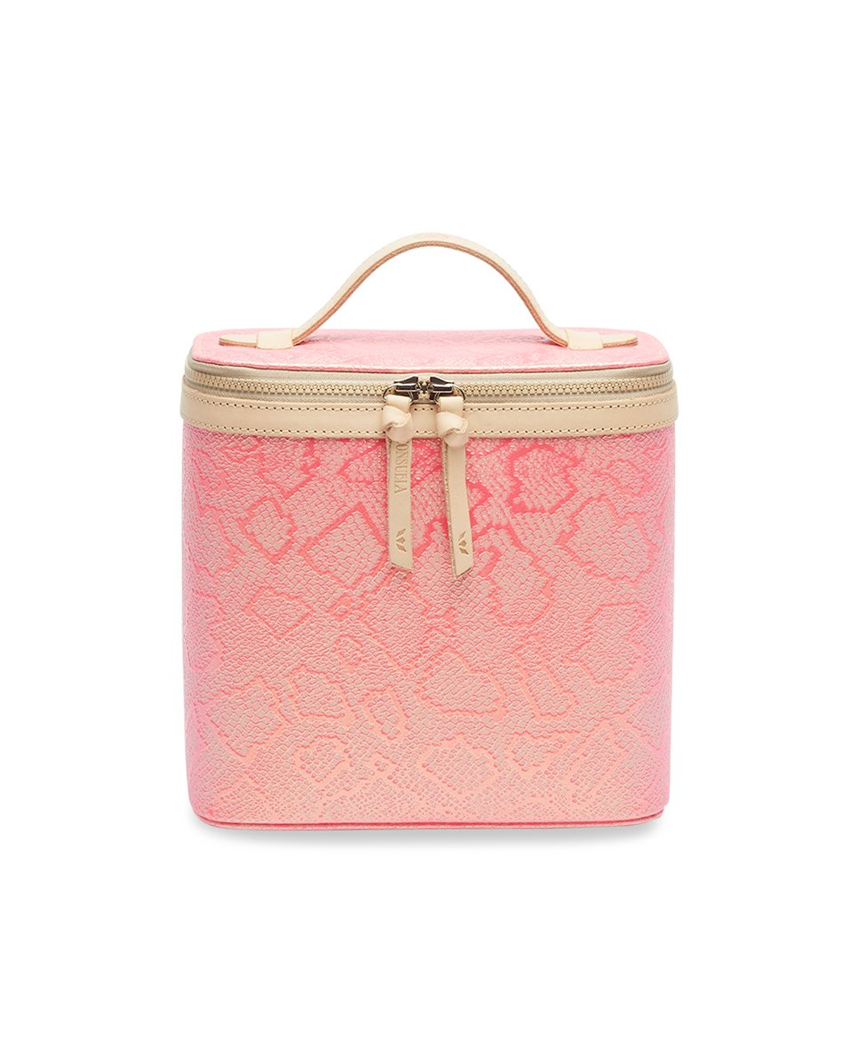 Cora Slim Train Case by Consuela