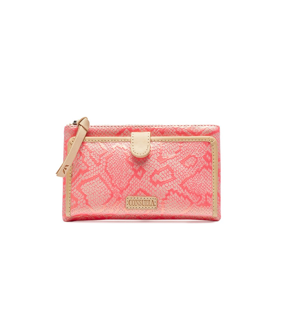 Cora Slim Wallet by Consuela