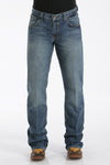 CINCH SILVER Label Medium Wash Men's Jeans - The Tillie Rose Boutique