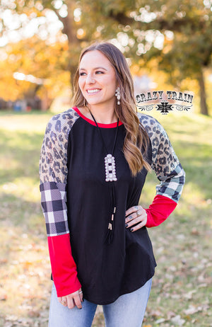 Making Spirits Bright Top - The Tillie Rose Boutique