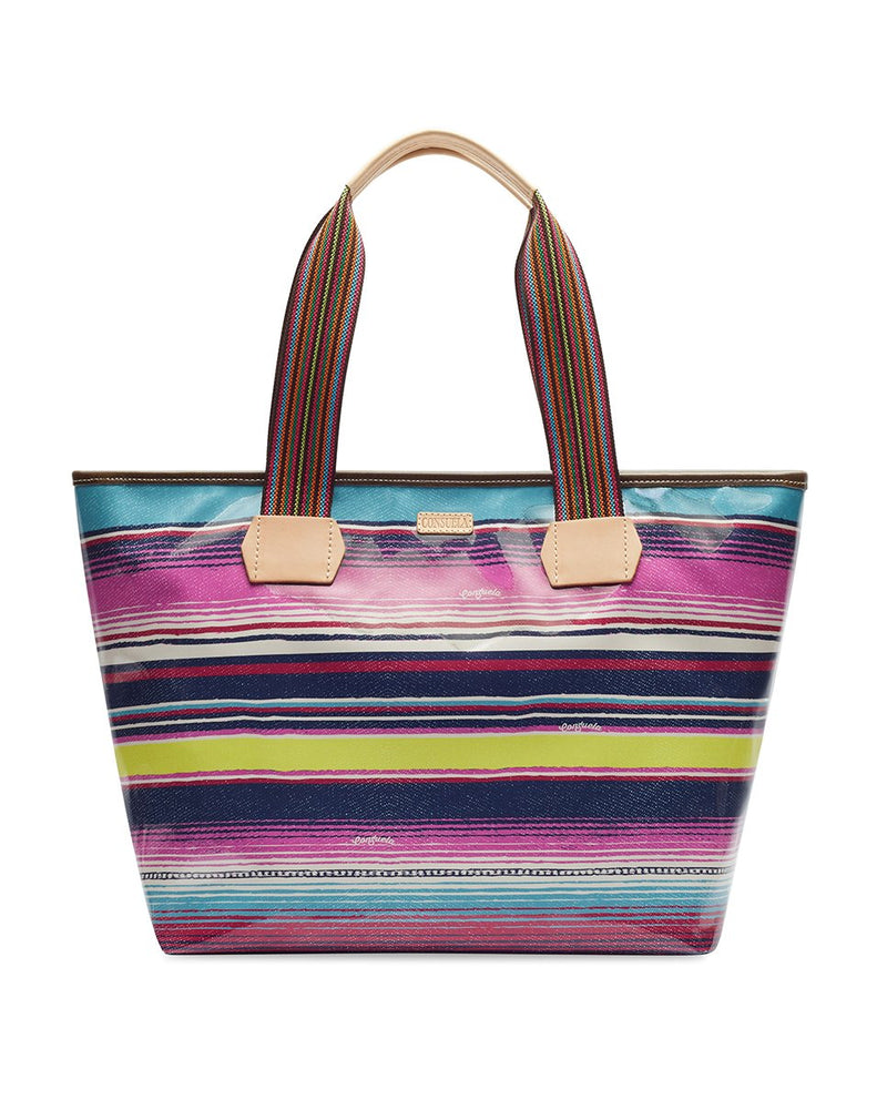 Thelma Zipper Tote by Consuela