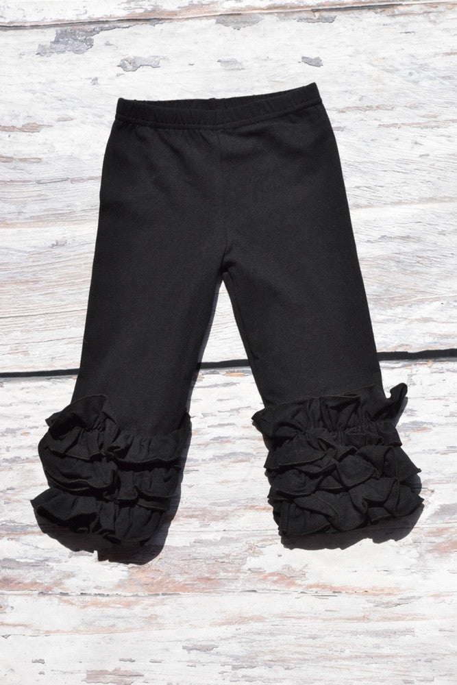 Black Icings - The Tillie Rose Boutique