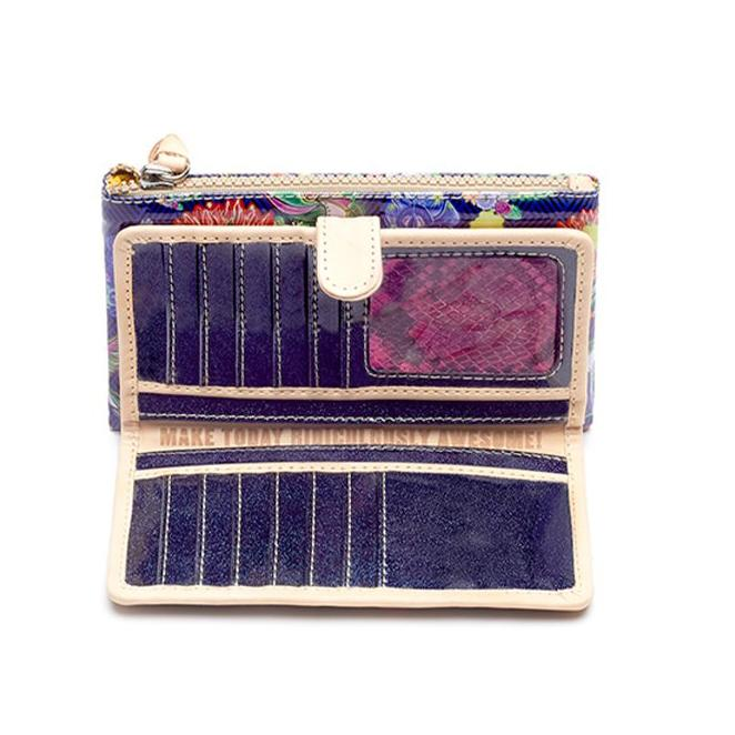 Bonnie Slim Wallet by Consuela