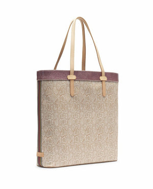 Clay Slim Tote by Consuela