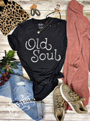 Old Soul Tee - The Tillie Rose Boutique
